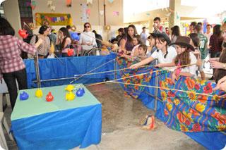 8 Brinquedos infantis para usar em festa junina