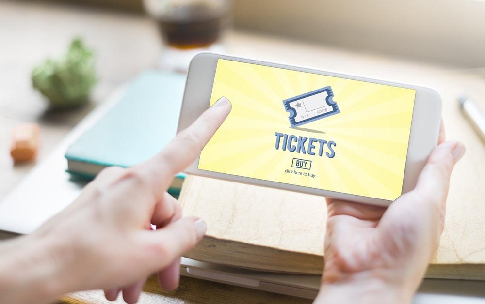 Soluções para organização de eventos: logística de venda de ingressos
