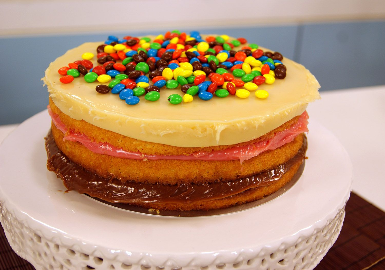 12 sabores exóticos de bolo para sua festa