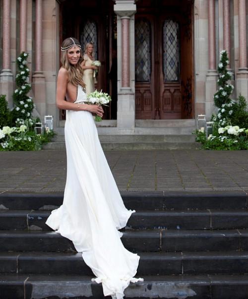 Resultado de imagem para vestido de noiva estiloso