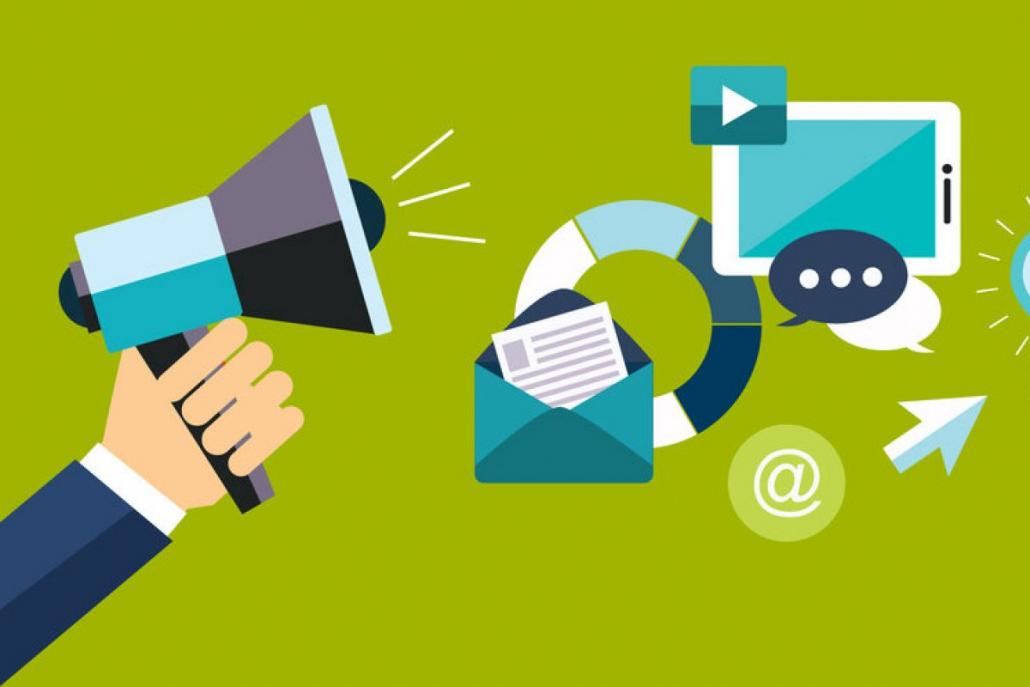 Como promotor de eventos pode se destacar on-line
