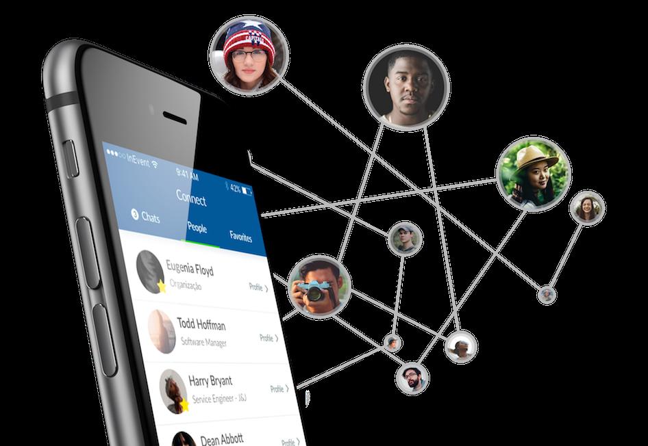 Qual a importância de ter apps para a área de eventos?
