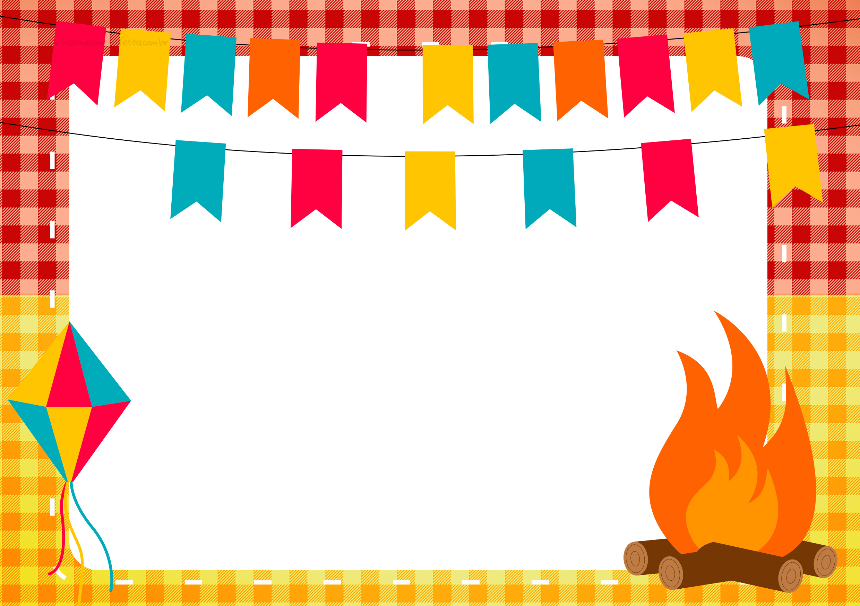 Resultado de imagem para Convite festa junina