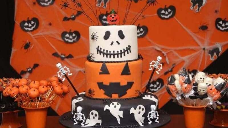 6 sugestões de como fazer uma festa de Halloween incrível