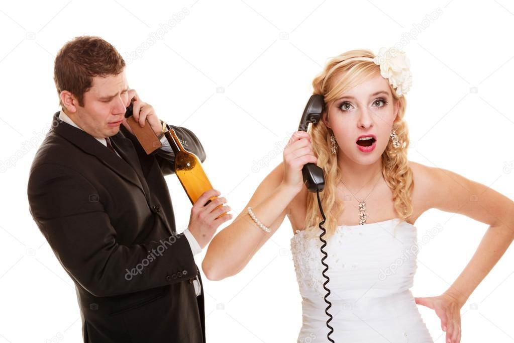 4 sinais de que um casamento não deve se realizar
