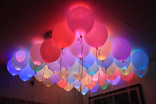 Resultado de imagem para Balões para festa de 15 anos