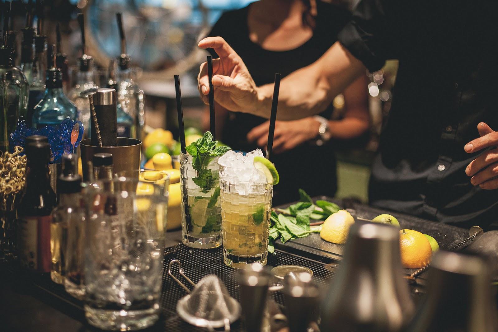 Aplicativo para celular com receitas de drinks para festa e eventos