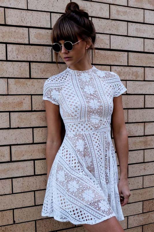 Vestido de noiva estilo hippie