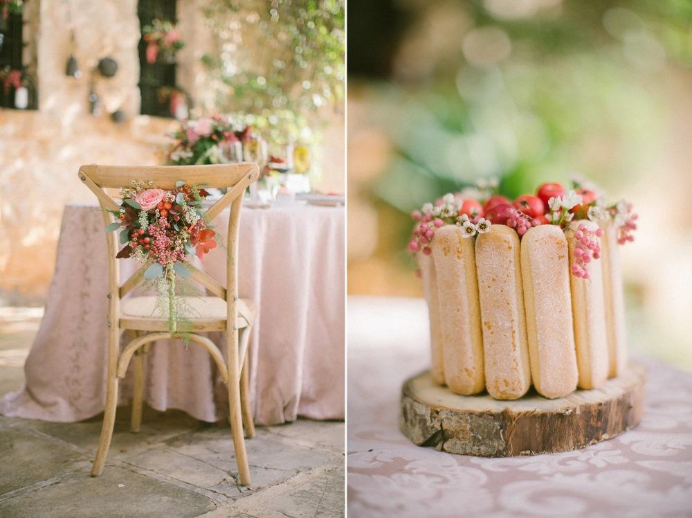 Fotos da decoração do casamento