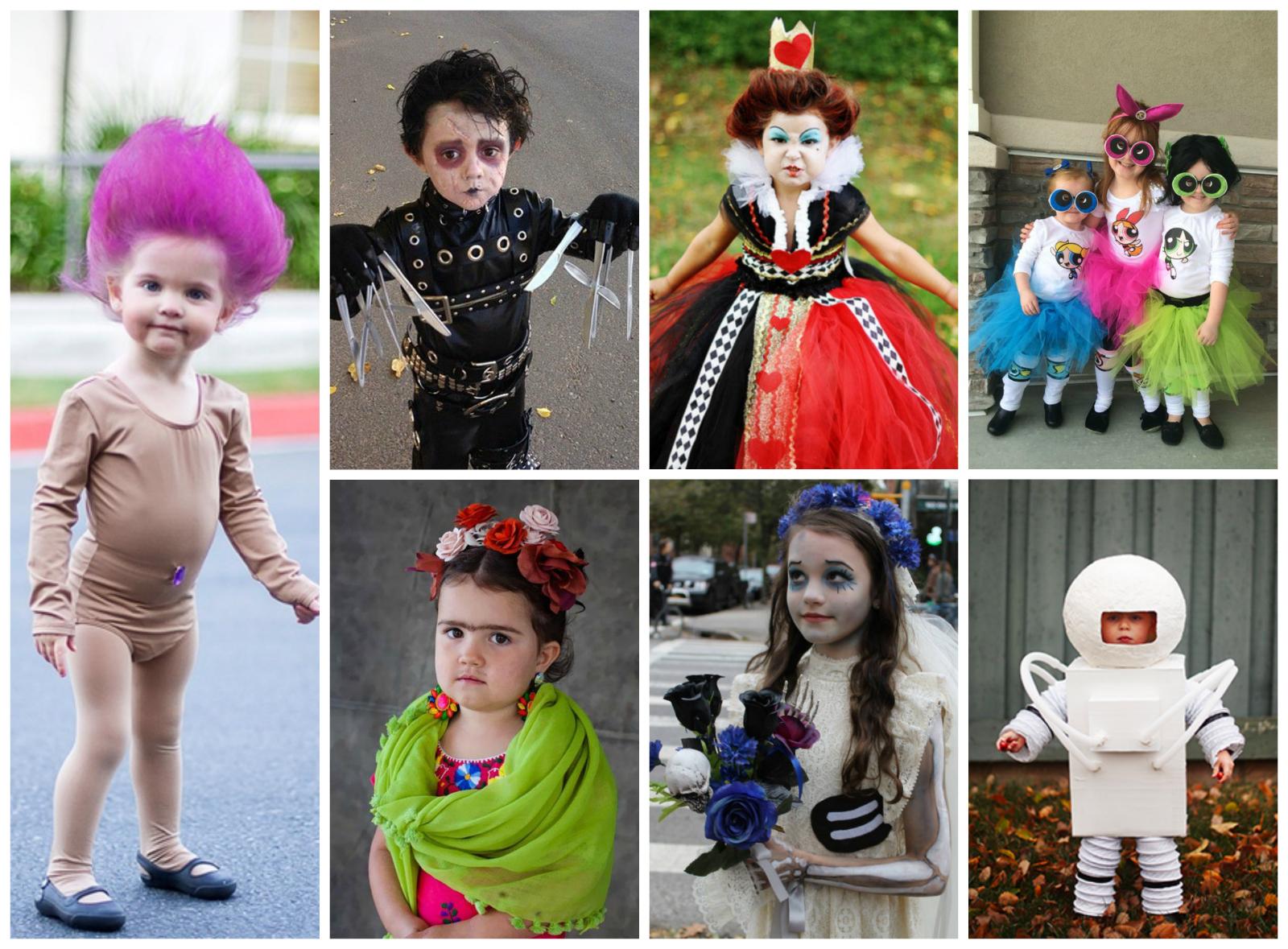 Fantasias diferentes para o Carnaval Infantil