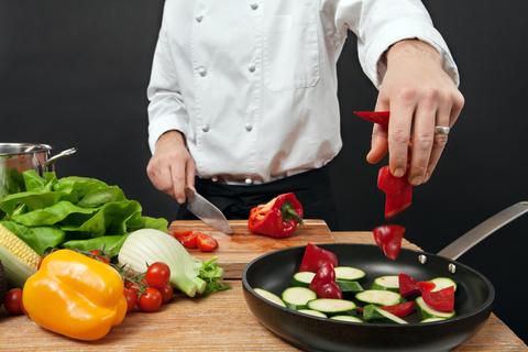 Chef de cozinha para eventos