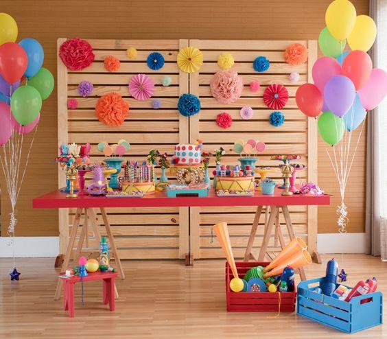 Carnaval em tema de festa infantil