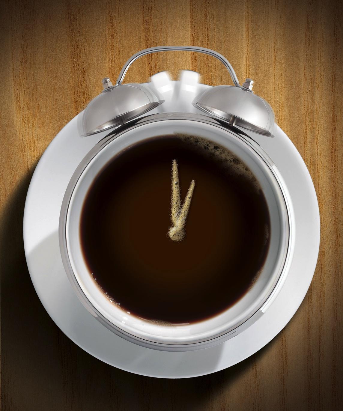 Hora do coffee break