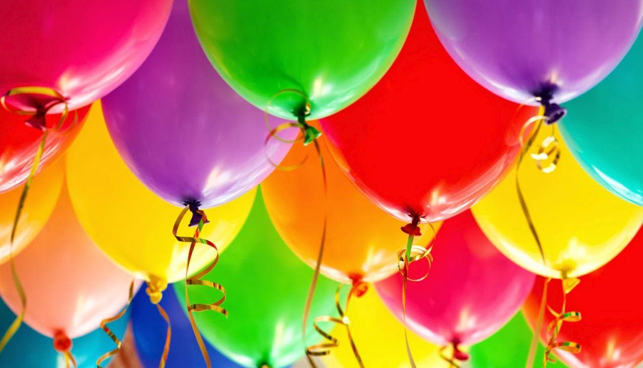 Decoração com Balões de Festa