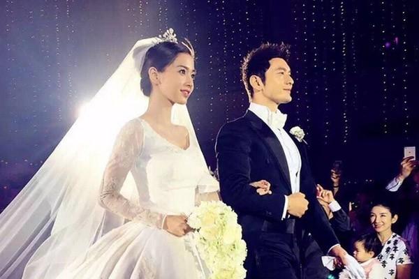 Angela Yeung e Huang Xiaoming