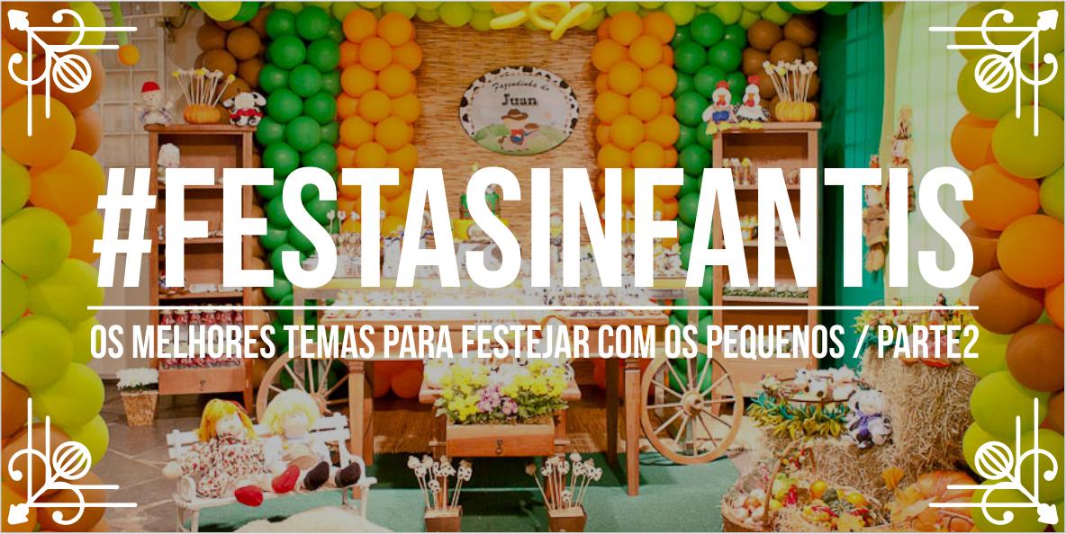 Temas Festas Infantis II