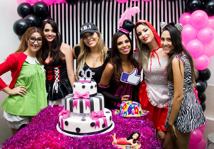 Temas de festas – Festa a fantasia