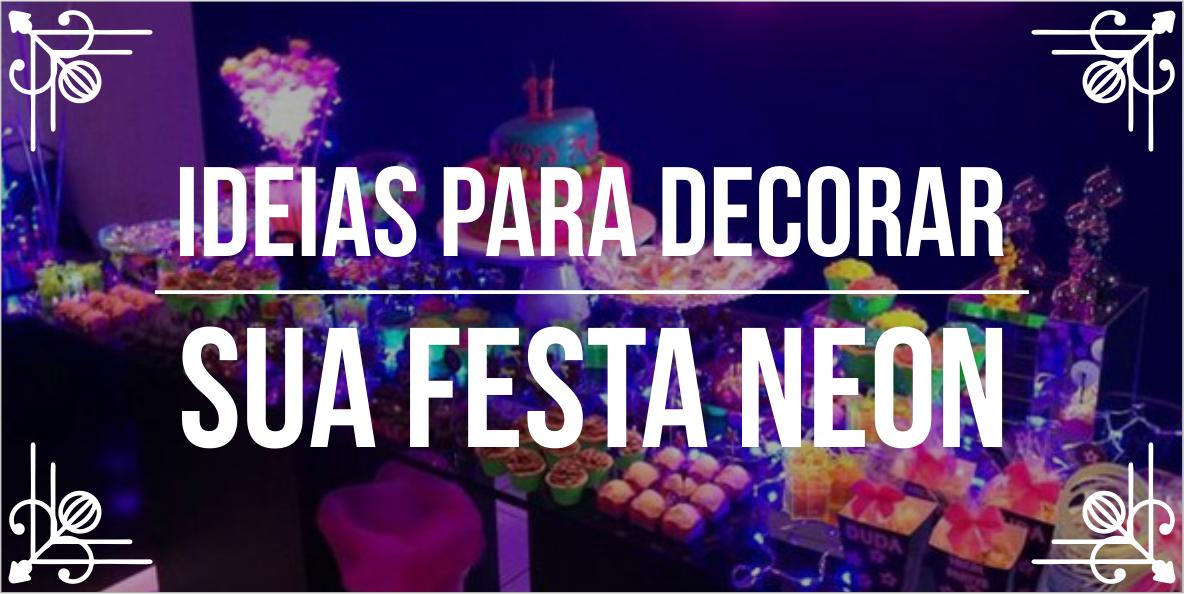 Temas de Festas – Néon