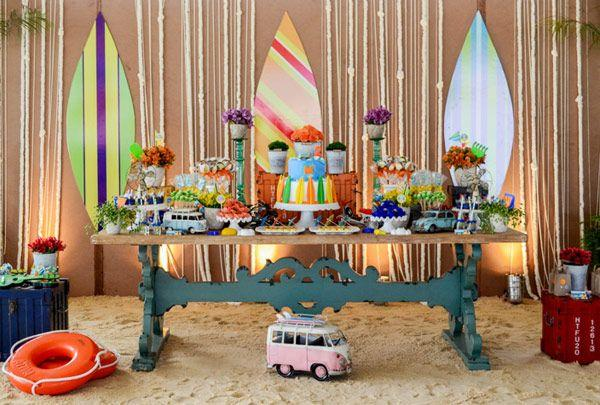 festas havaianas
