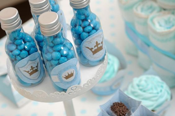 Temas de festa: chá de bebê
