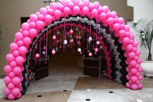 Dicas para decorar sua festa com balões