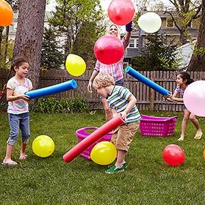 8 cuidados com crianças em festas