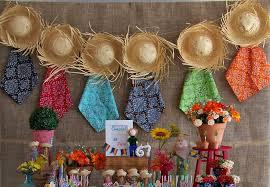 Resultado de imagem para decoraçao festa junina