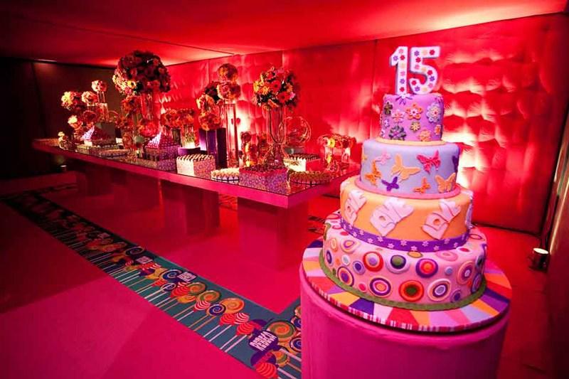 Incríveis ideias para festas de 15 anos