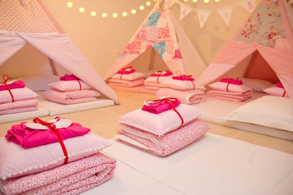 Dicas para festa do pijama
