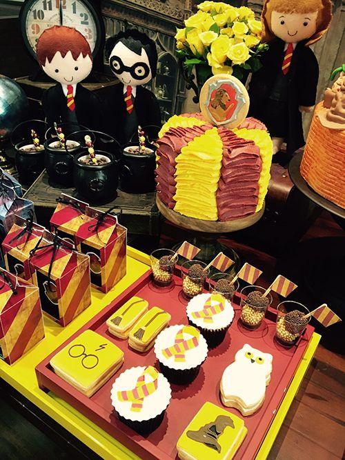Ideias para festa temática Harry Potter