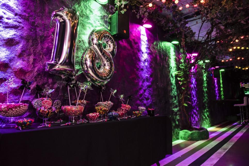 Dicas para decoração de festa de 18 anos
