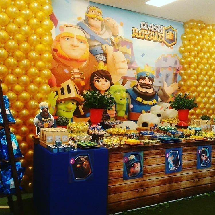 Temas de festa incríveis: gamer