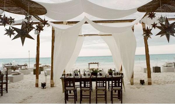 Dicas para casamento na praia