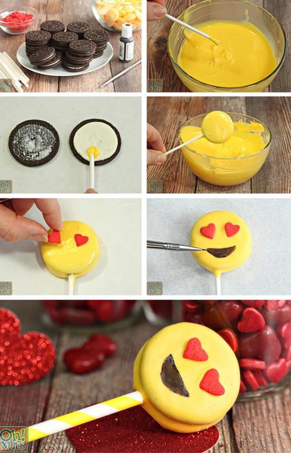 Temas de festa incríveis: emoji