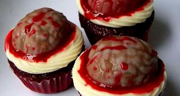 Ideias para comidas Halloween