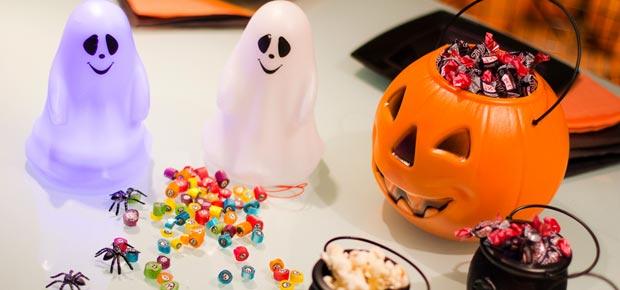 Ideias para decoração Halloween