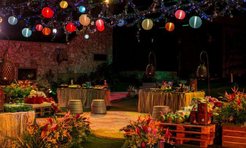 Temas de festas incríveis: luau