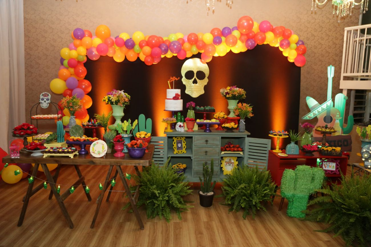 Temas de eventos incríveis: festa mexicana