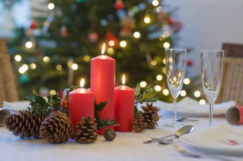 Ideias para decoração de festa de Natal