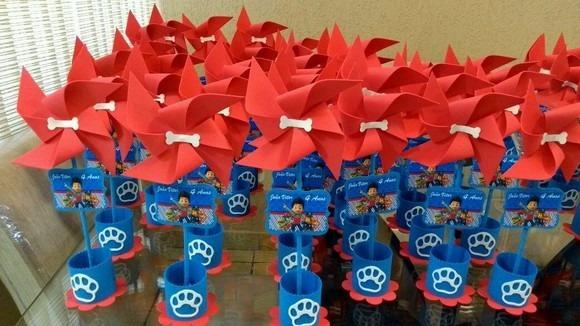 Temas de eventos incríveis: festa Patrulha Canina