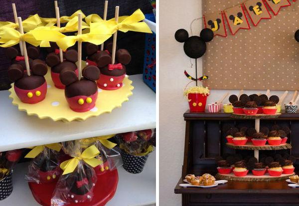 Temas de eventos incríveis: festa do Mickey