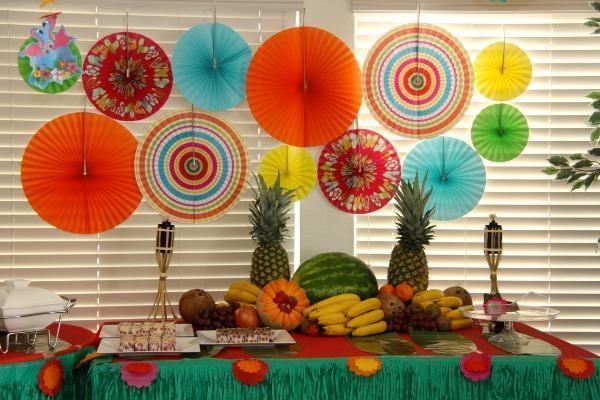 Temas de eventos incríveis: Festa havaiana