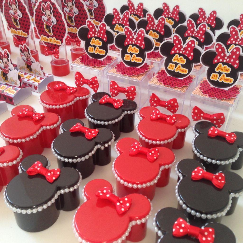 Temas de eventos incríveis: Festa Minnie