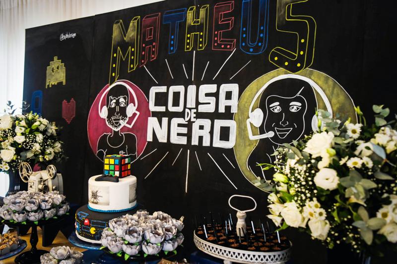 Temas de eventos incríveis: Festa Geek