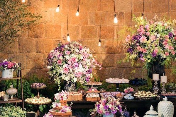 Conceitos de eventos: Mini Wedding