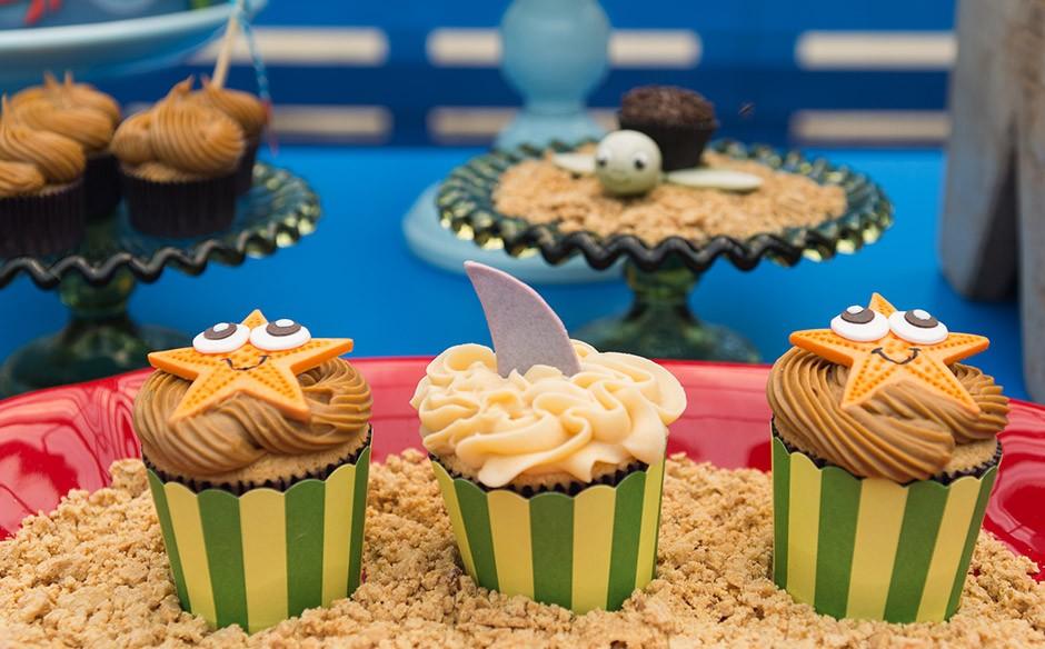 Temas de eventos incríveis: festa fundo do mar