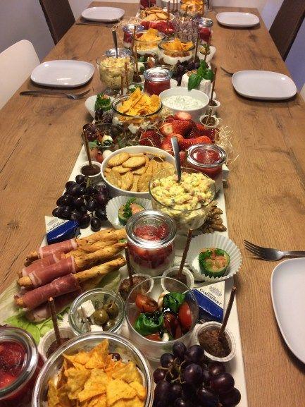 5 Ideias de mesas de brunch fantásticas
