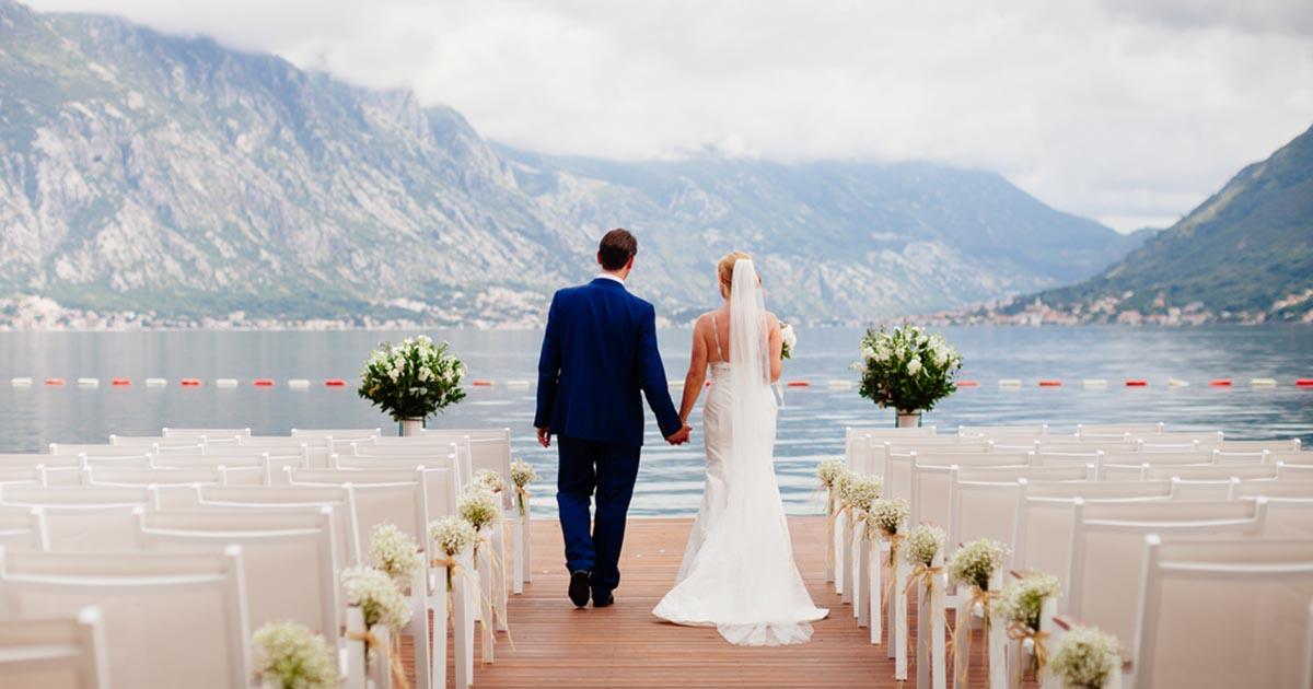 Ideias para casamentos fantásticos: Destination wedding