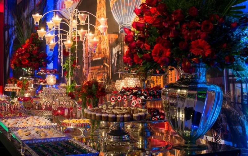 Conheça Festas de 15 anos: Tema Las Vegas