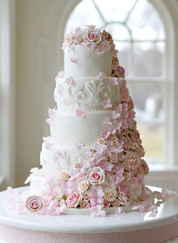Conheça bolos de casamento incríveis